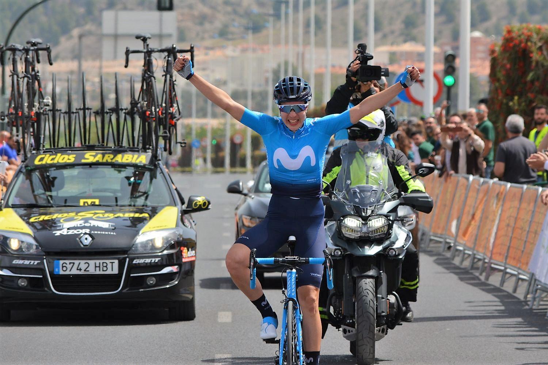 Gloria Rodriguez vince la Vuelta a Murcia femminile