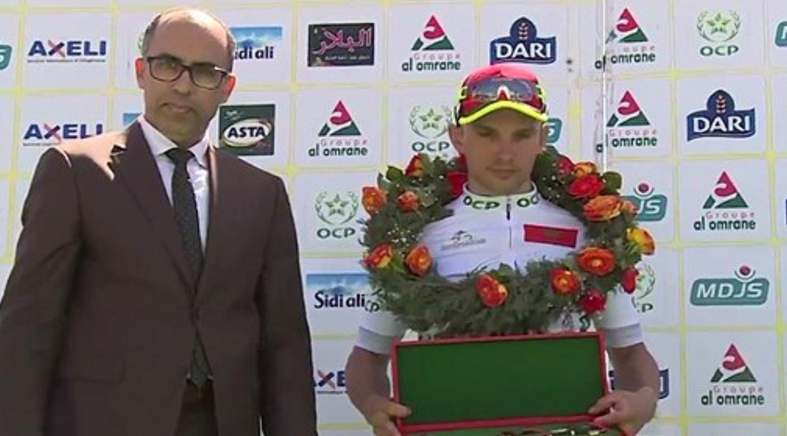 Jakub Mareczko vince la nona tappa del Tour du Maroc