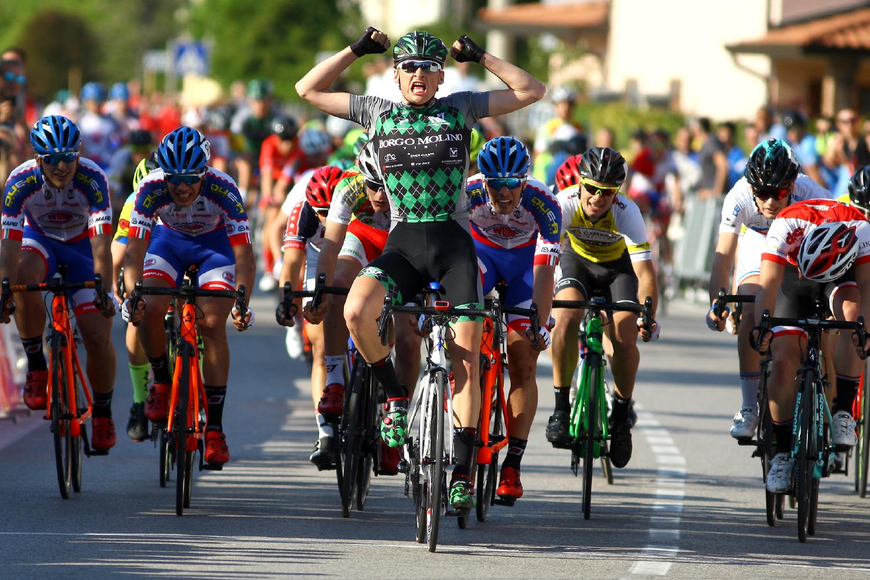 La vittoria di Vojislav Peric a Ormelle