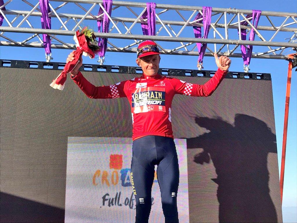Kanstantin Siutsou vince la terza tappa del Tour of CroatiaKanstantin Siutsou vince la terza tappa del Tour of Croatia