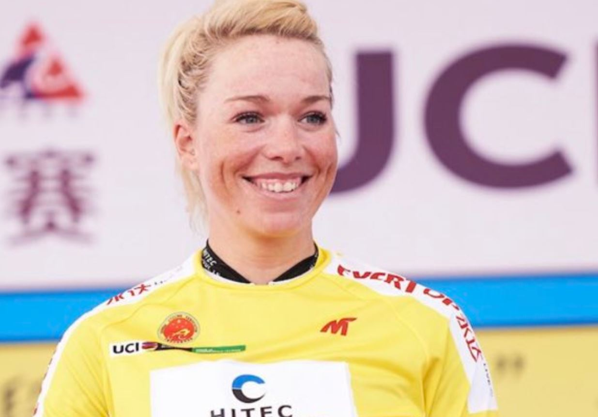 Charlotte Becker ha vinto il Tour of Chongming Island 2018