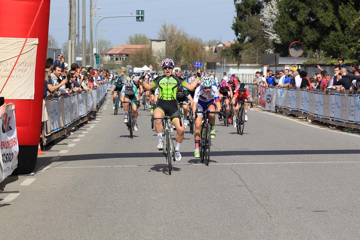 La vittoria dell'allieva Sara Fiorin a San Bassano