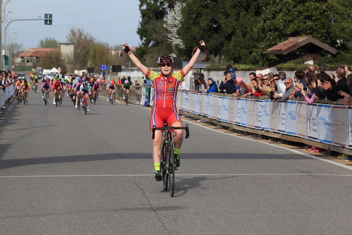 L'esordiente Elisa Taiti vince a San Bassano