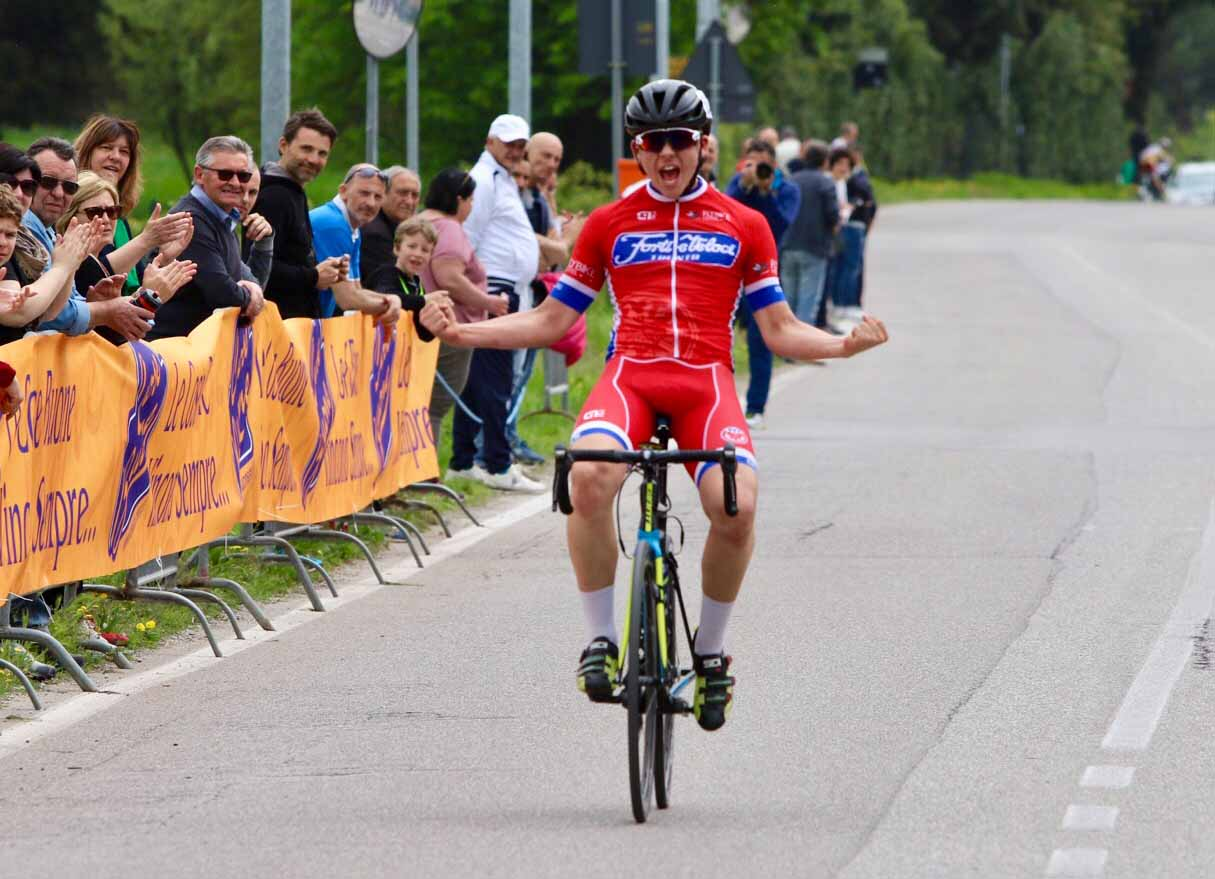 Federico Iacomoni vince per distacco a San Pietro in Cariano