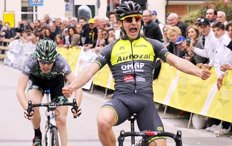 Mattia Petrucci vince ad Altivole