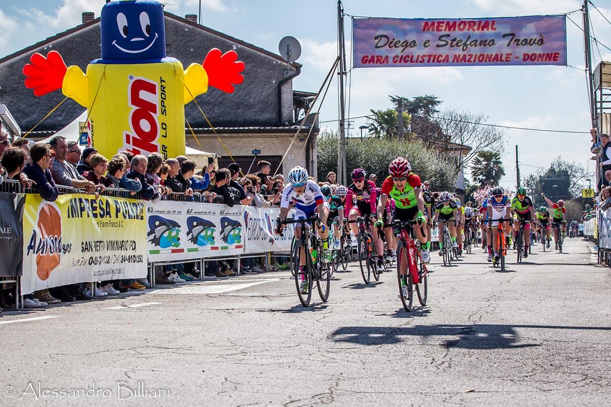 Alessia Patuelli vince la gara Donne Allieve di Schiavonia d'Este