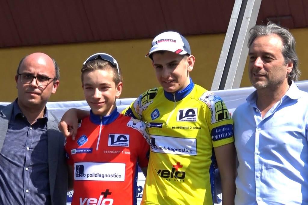 I vincitori del Trofeo Bcc Brianza e Laghi di Alzate Brianza