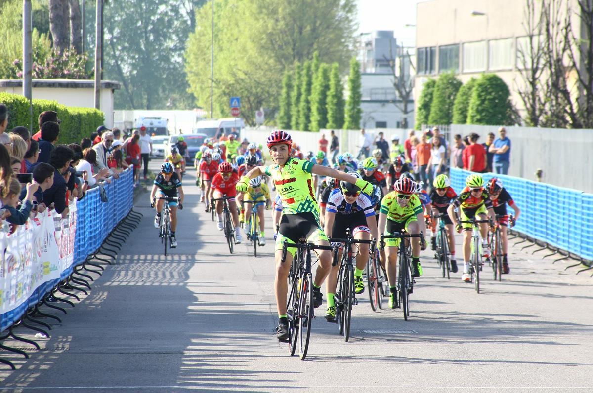Juan David Sierra vince a Pessano con Bornago