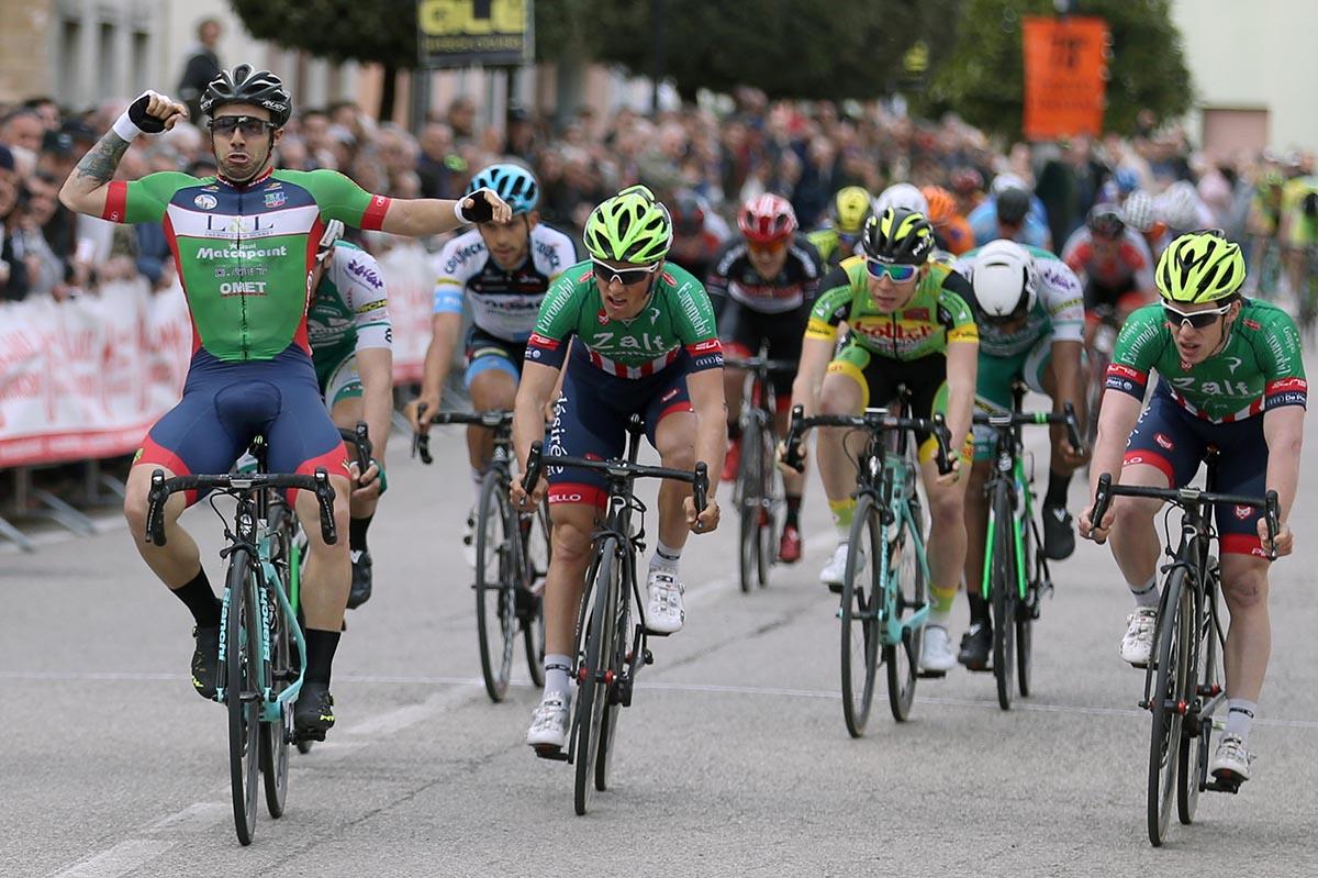 Gianmarco Begnoni vince il Trofeo G. Visentini 2018 a Bagnolo di Nogarole Rocca