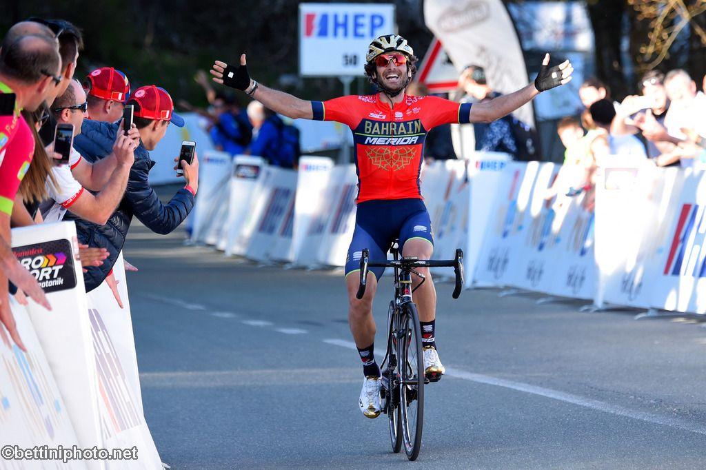 Manuele Boaro vince la quinta tappa del Tour of Croatia