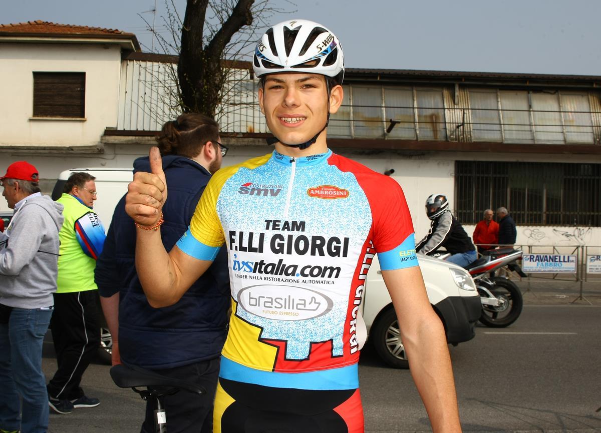 Lorenzo Balestra (foto Berry)