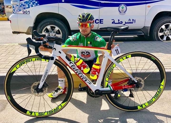 Jakub Mareczko ha vinto la settima tappa del Tour du Maroc