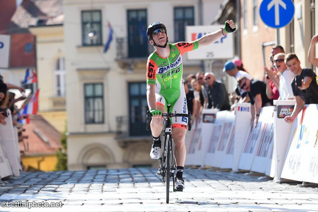 Paolo Simion vince la sesta tappa del Tour of Croatia 2018