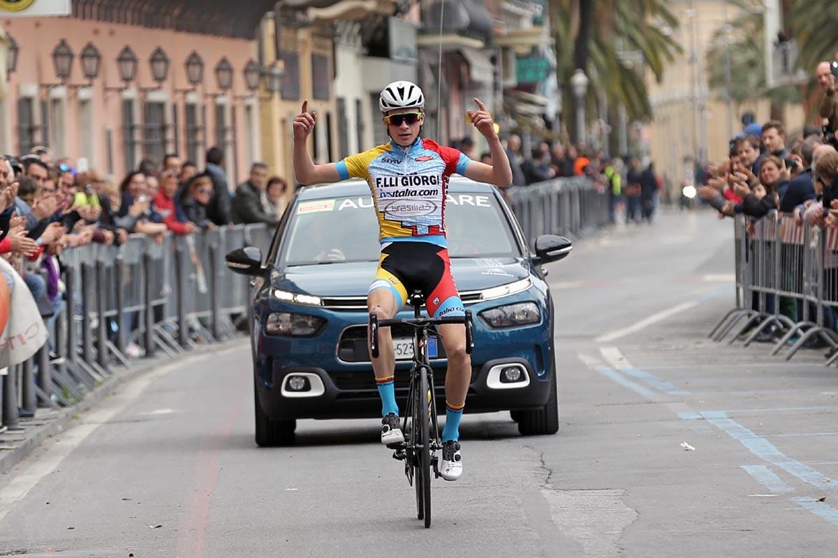 Karek Vacek vince il 46° Trofeo Città di Loano