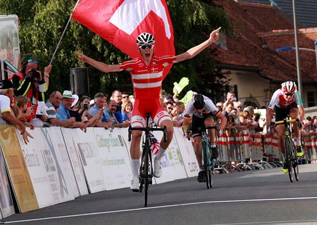 Il danese William Levy vince la seconda tappa del Tour du Pays de Vaud