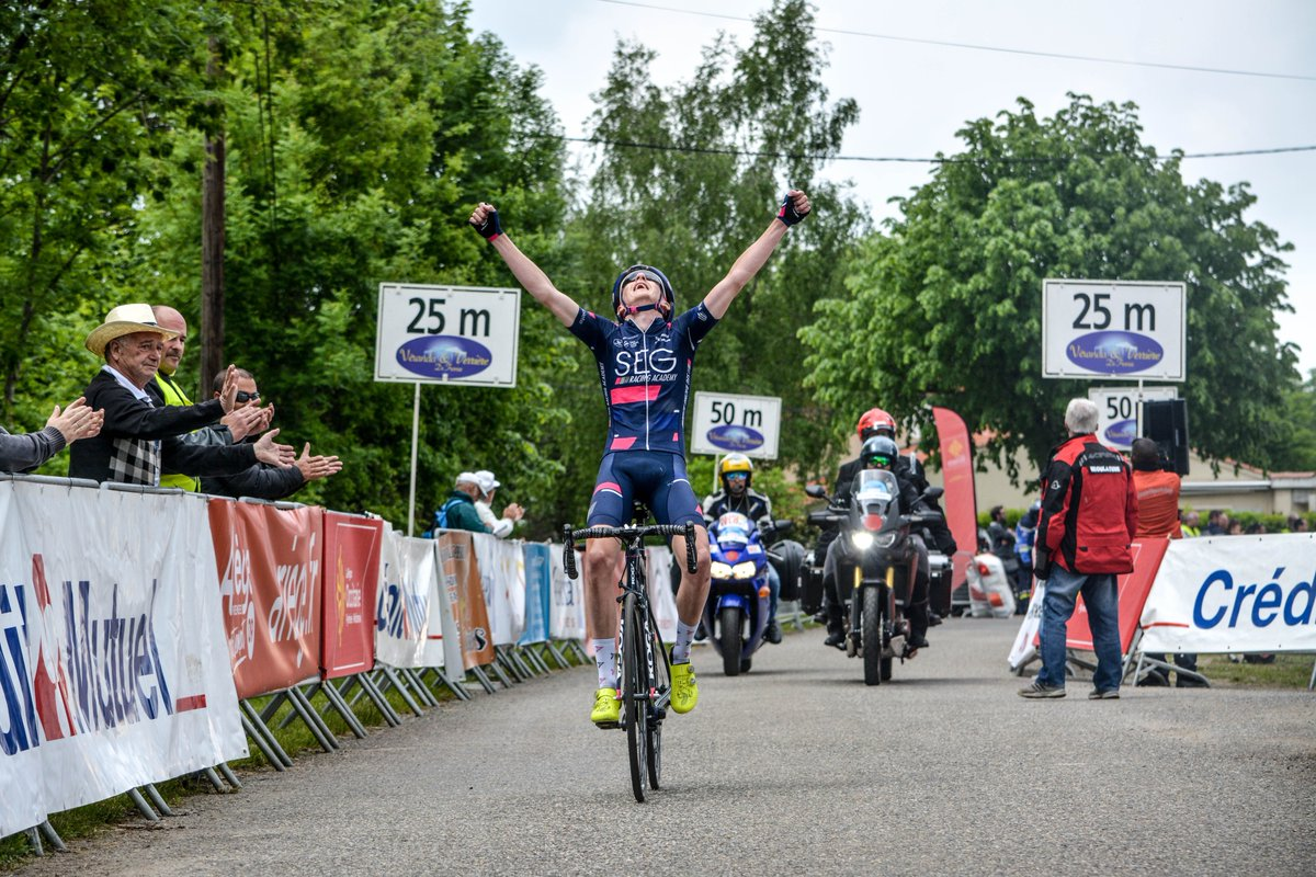 Stephen Williams vince la prima tappa della Ronde de l'Isard