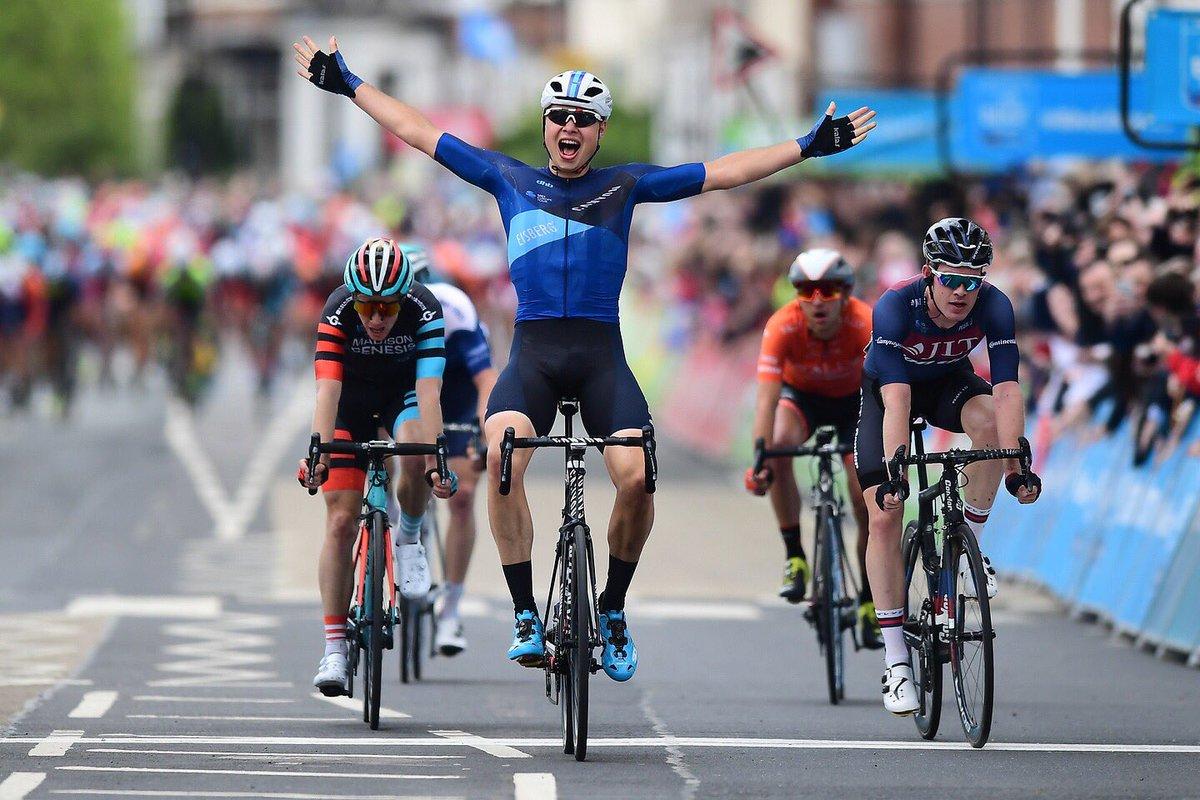 Harry Tanfield vince la prima tappa del Tour de Yorkshire