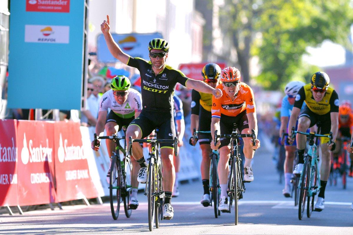 Michael Albasini vince la seconda tappa del Tour des Fjords