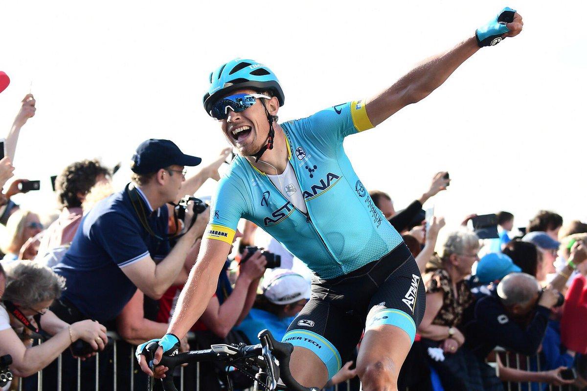 Magnus Cort vince la seconda tappa del Tour de Yorkshire
