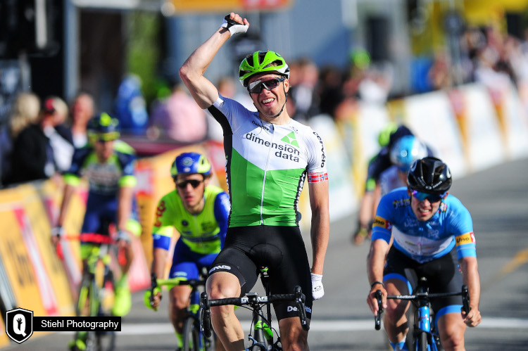 Edval Boasson Hagen vince la seconda tappa del Tour of Norway