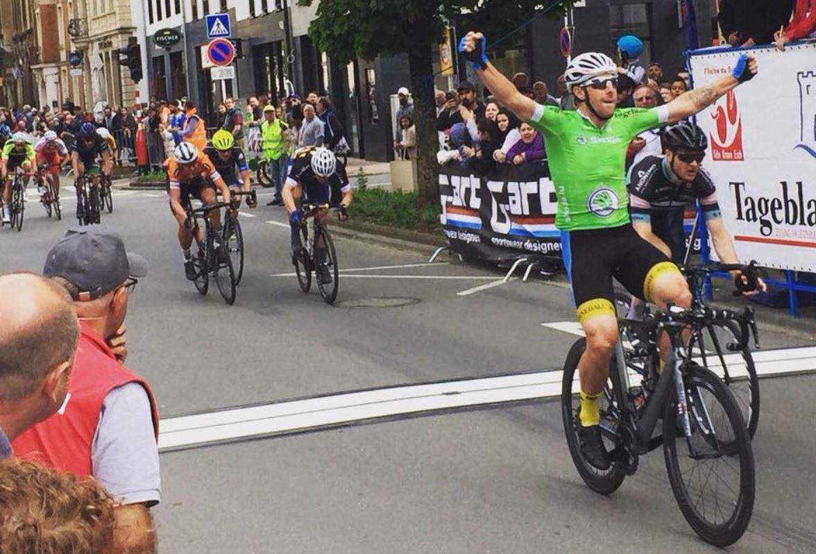 Filippo Fortin vince la seconda tappa della Fleche du Sud