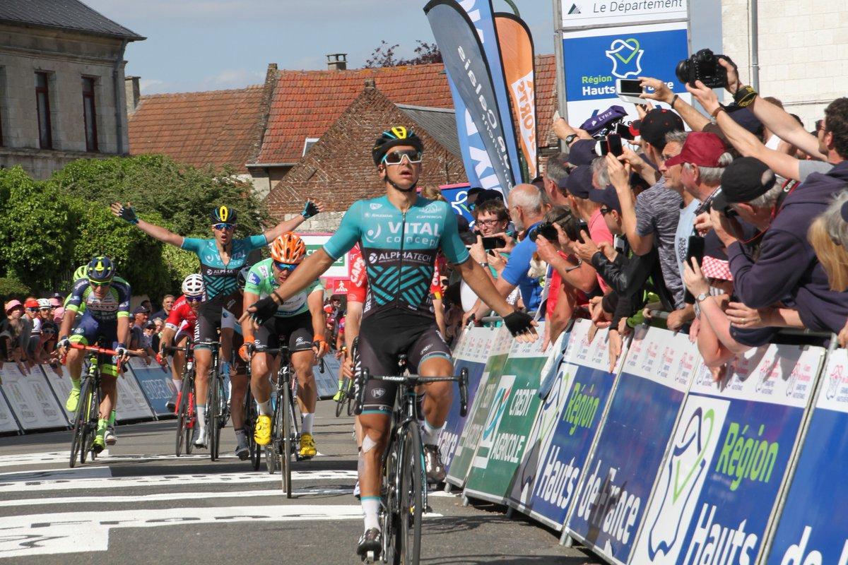 Bryan Coquard vince la quarta tappa della 4 Jours de Dunkerque