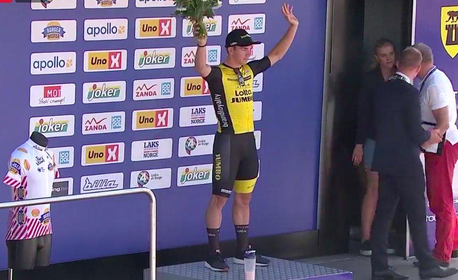 Dylan Groenewegen vince la terza tappa del Tour of Norway 2018