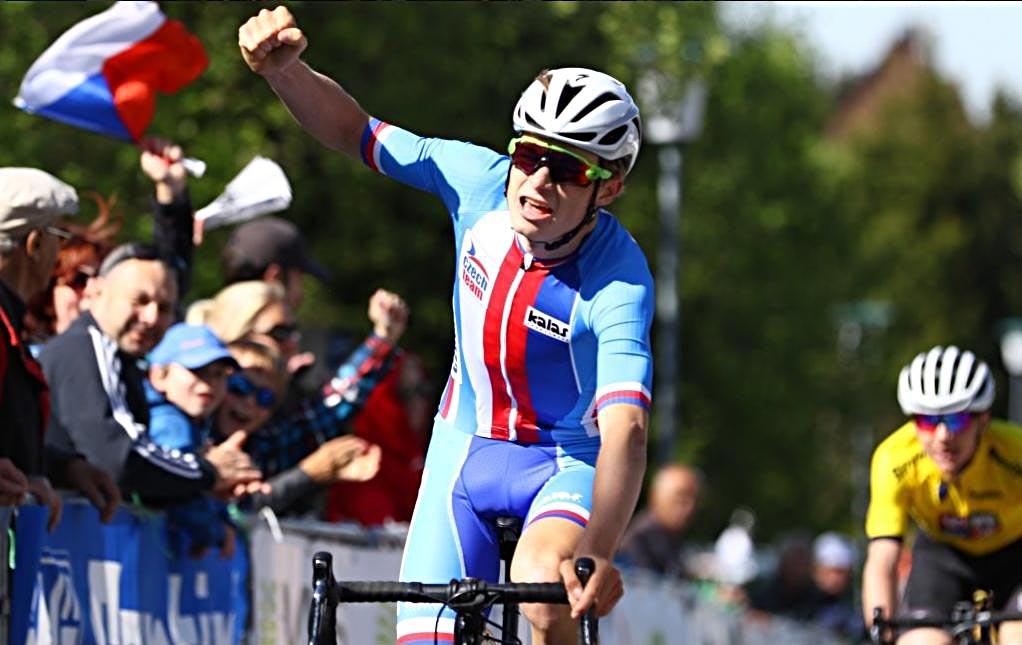Karel Vacek vince la terza tappa della Corsa della Pace 2018