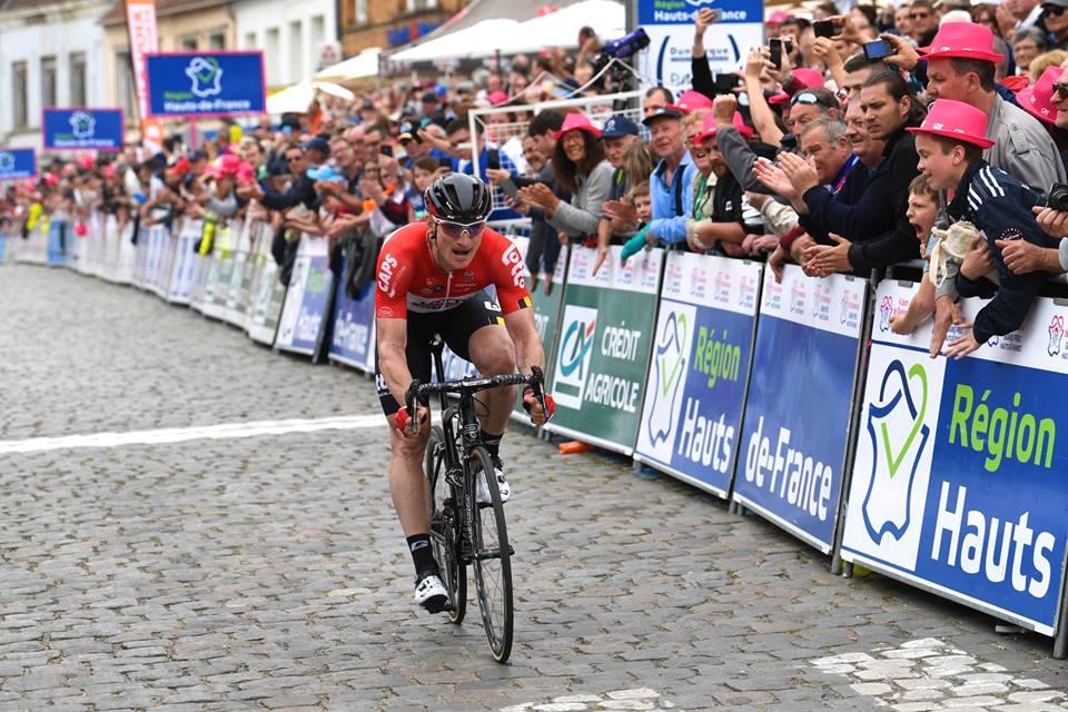 André Greipel vince la per distacco la quinta tappa della 4 Jours de Dunkerque