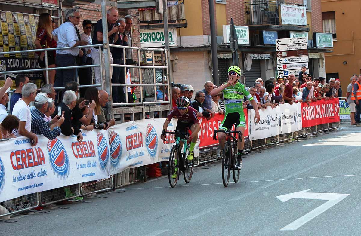 Sebastian David Kajamini vince a Borgo Panigale
