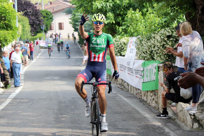 Samuele Battistella vince a Botticino