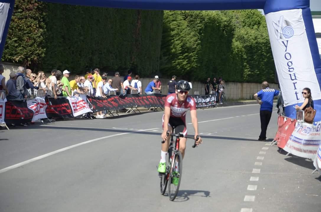 Christian Donatelli vince la gara Esordienti 1° anno di Pianezza