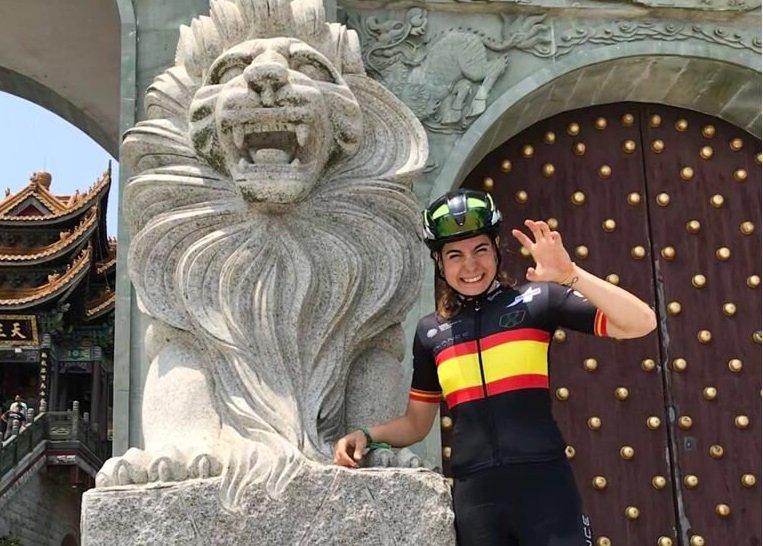 Sheyla Gutierrez vince il Tour of Zhoushan Island 2018