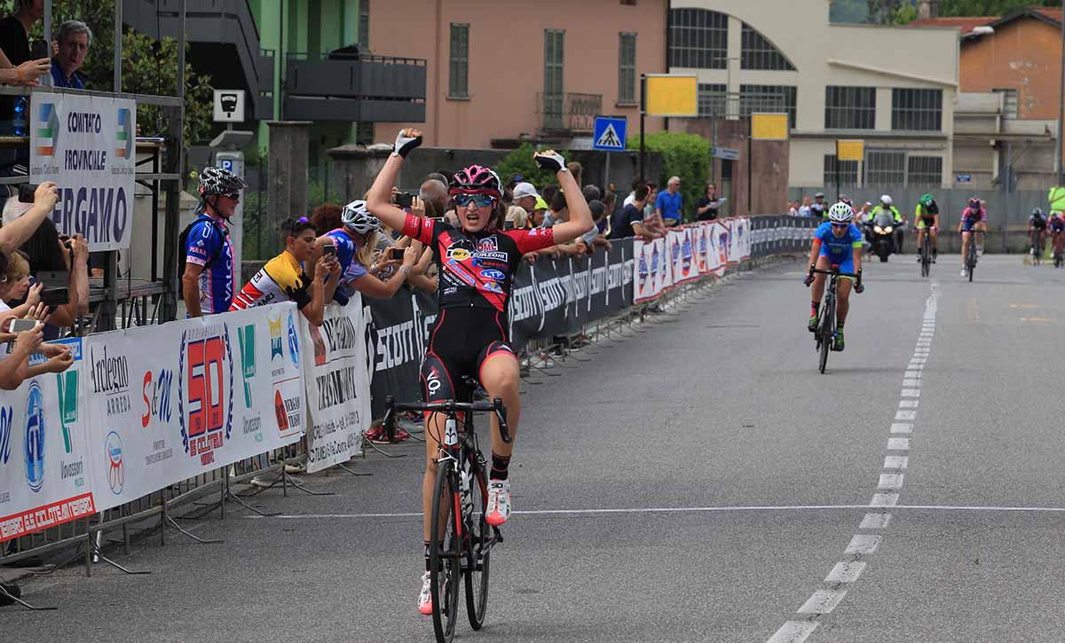 La vittoria di Giulia Raimondi a Nembro