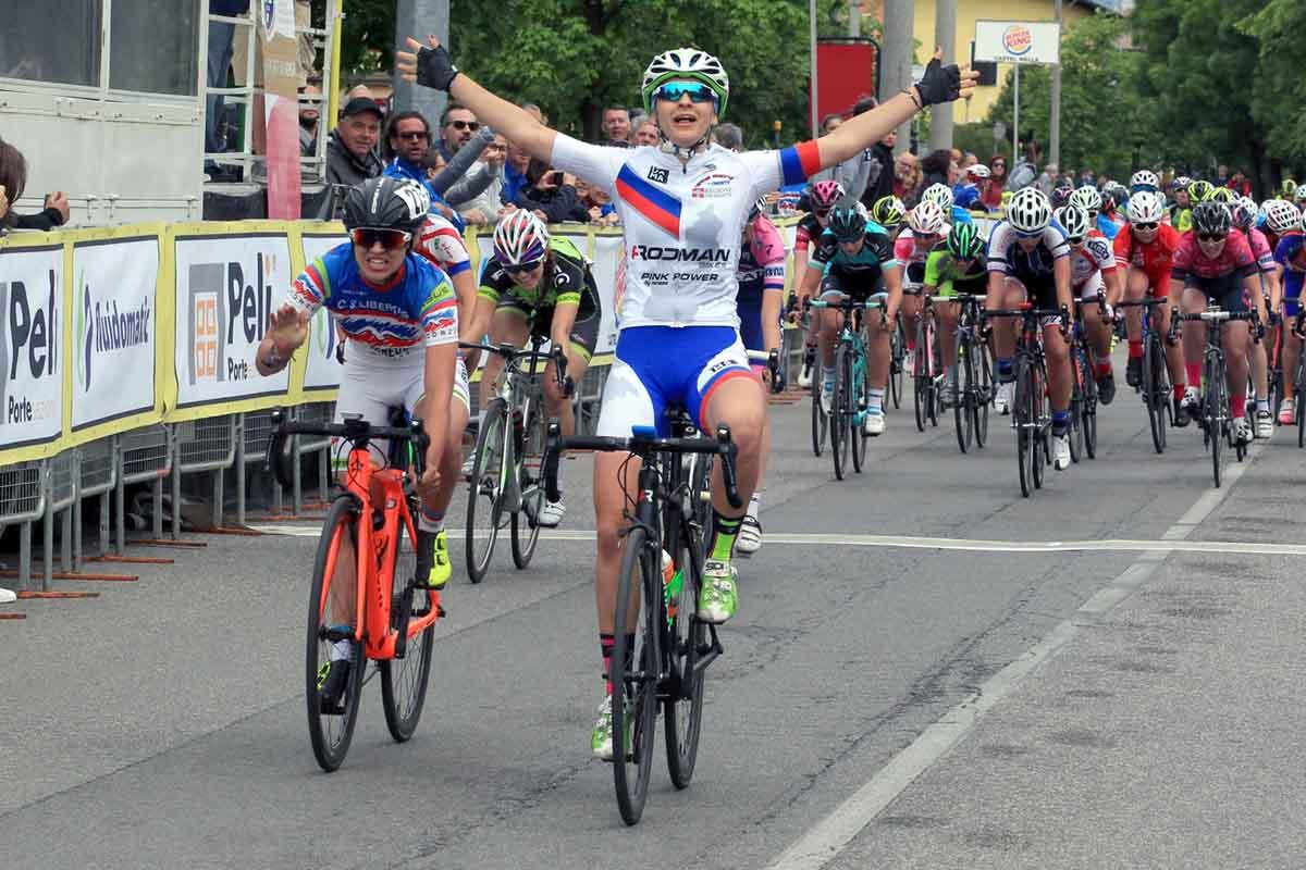 La vittoria di Eleonora Camilla Gasparrini a Castel Mella
