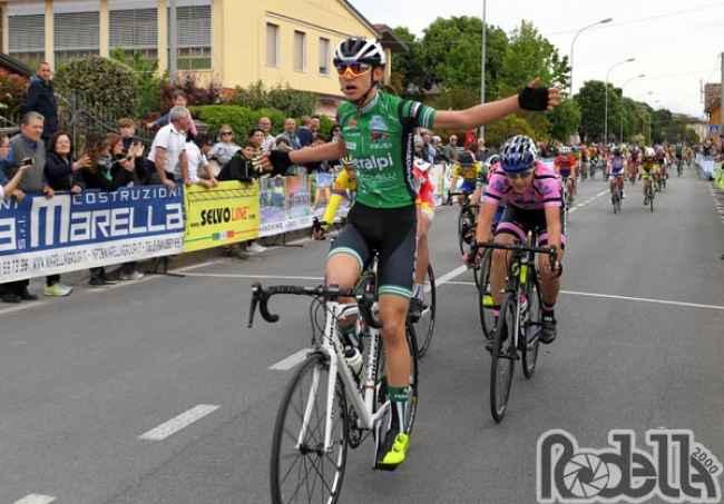 Myles Porcelli vince a Ro di Montichiari