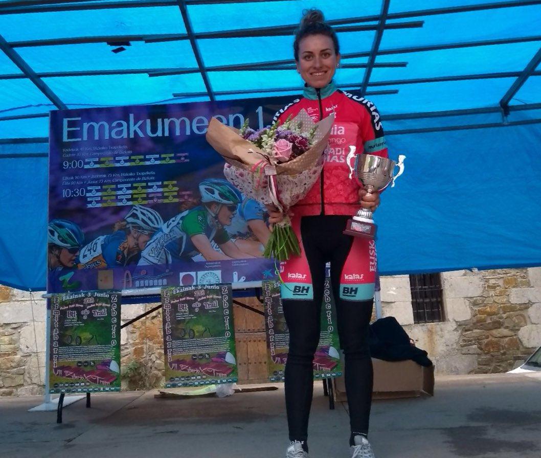 Alice Arzuffi vince il Trofeo Euskladun