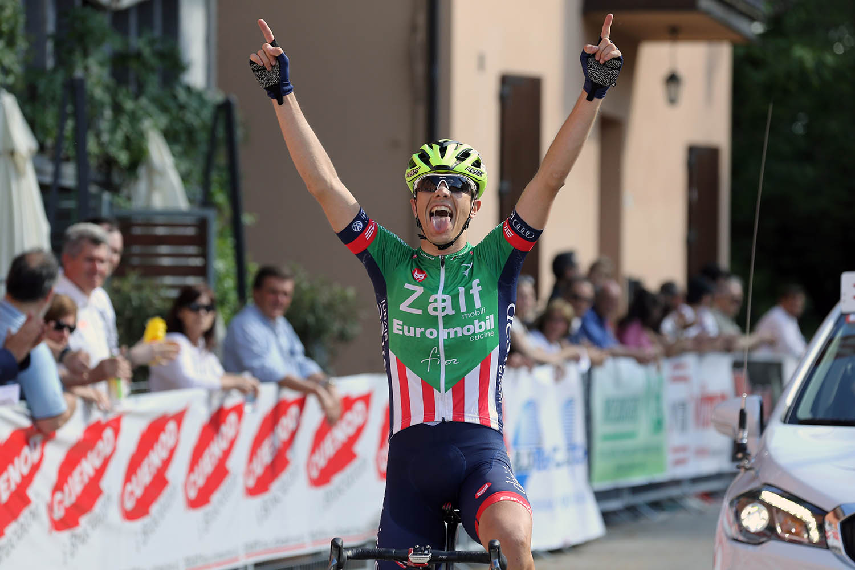 Samuele Battistella vince la 67/a Coppa Varignana