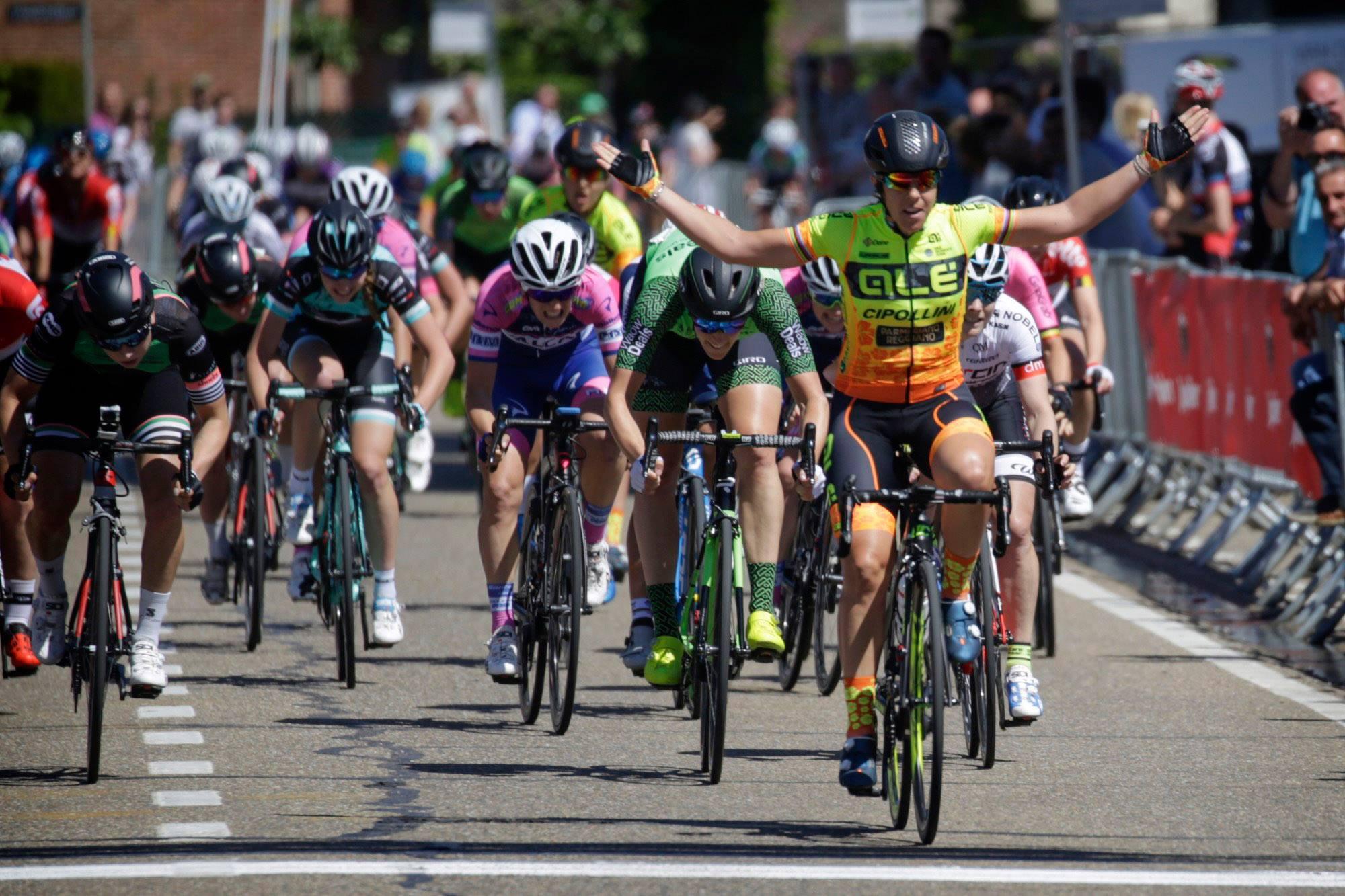 Marta Bastianelli vince il Trofee Maarten Wynants