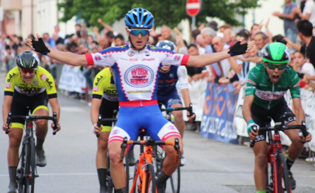 Gabriele Benedetti vince a Stabbia