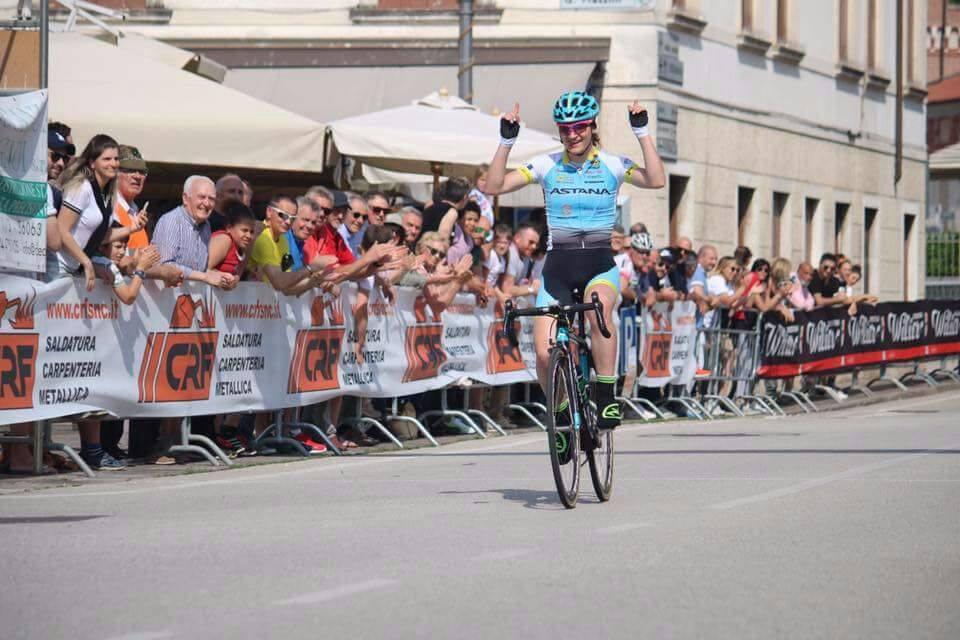 Elena Pirrone vince a Breganze