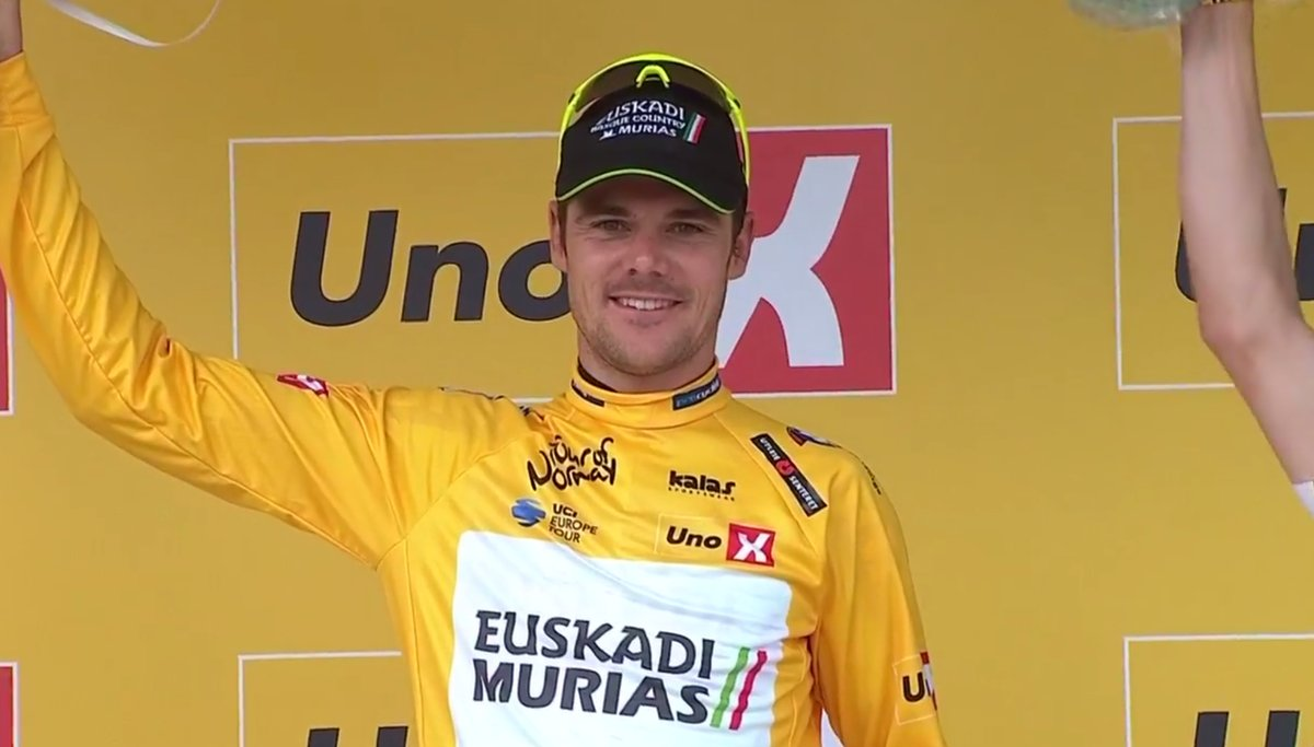 Eduard Prades vincitore del Tour of Norway 2018