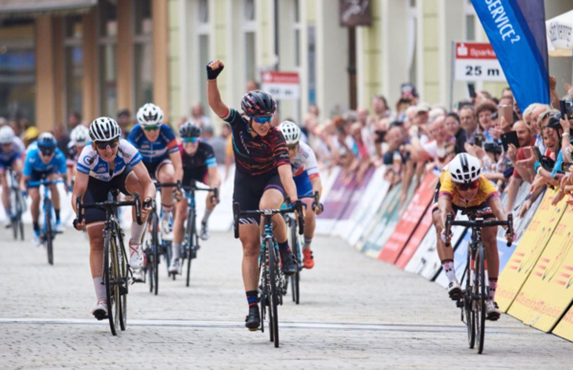 Elena Cecchini vince la seconda tappa del Lotto Thuringen Ladies Tour 2018