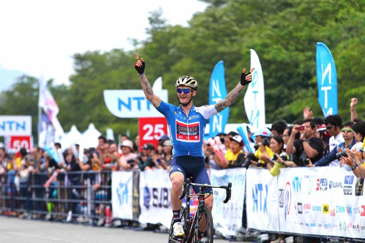 Grega Bole vince la quarta tappa del Tour of Japan