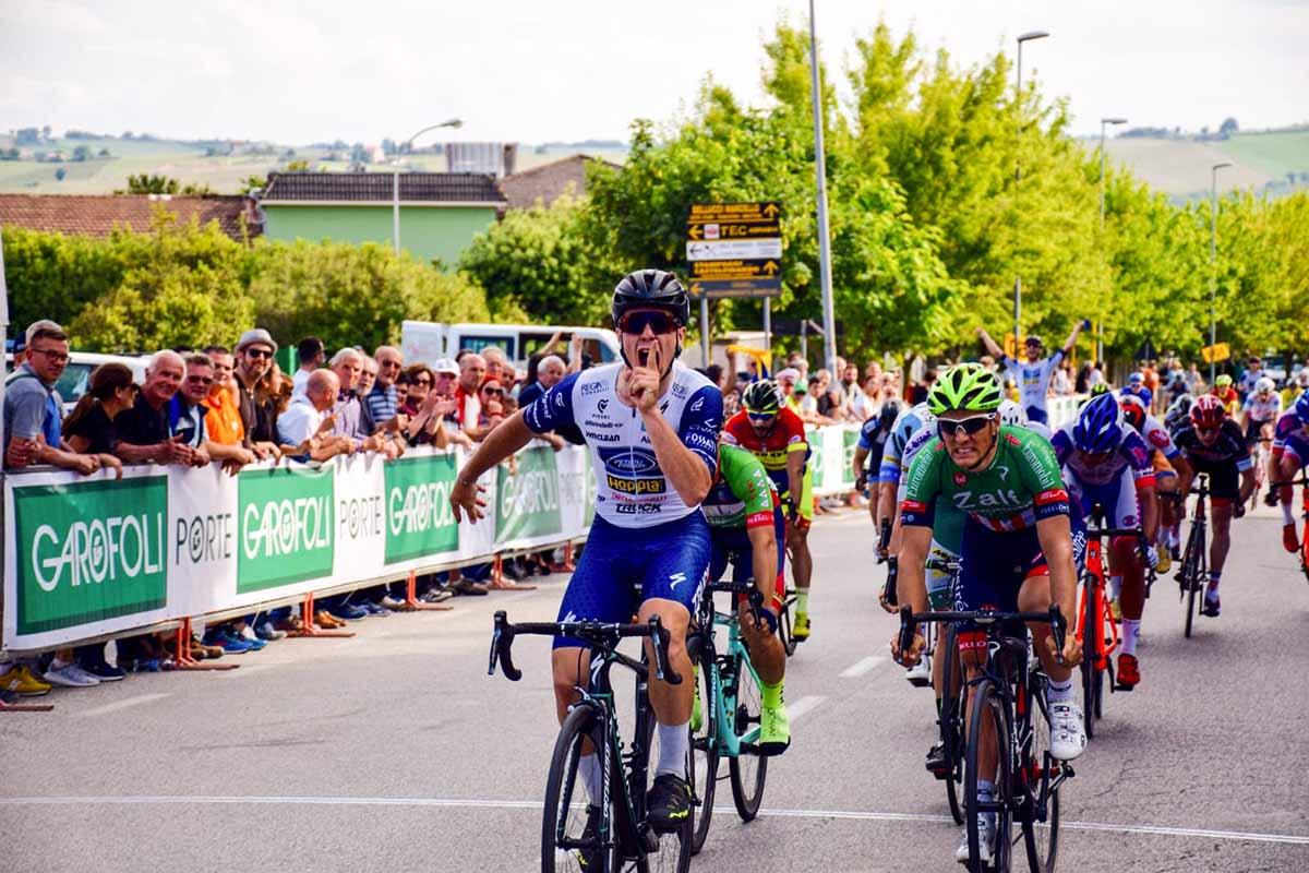 Moreno Marchetti vince a Castelfidardo la seconda prova della Due Giorni Marchigiana