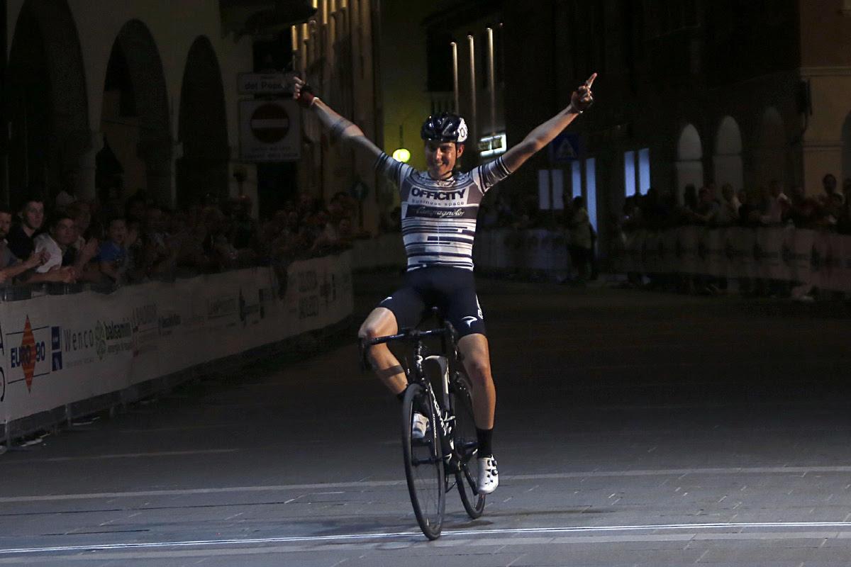 Massimo Orlandi vince la Notturna di Sacile
