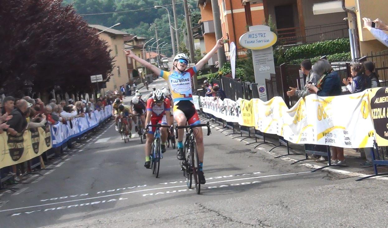 Marco Pavesi vince a Colzate