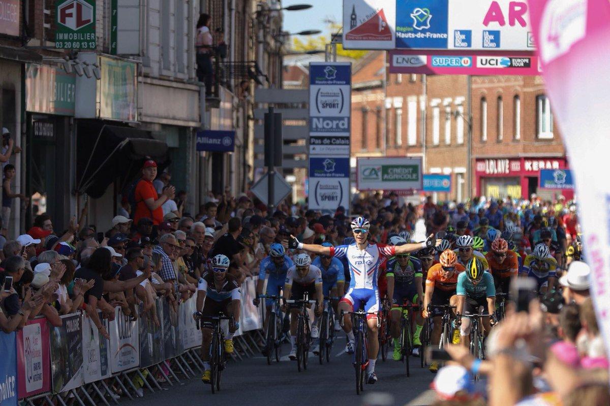 Marc Sarreau vince la prima tappa della 4 Jours de Dunkerque