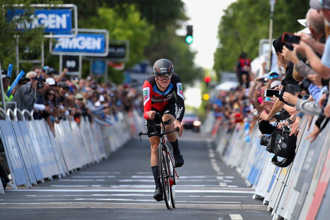Tejay Van Garderen vince la crono del Tour of California