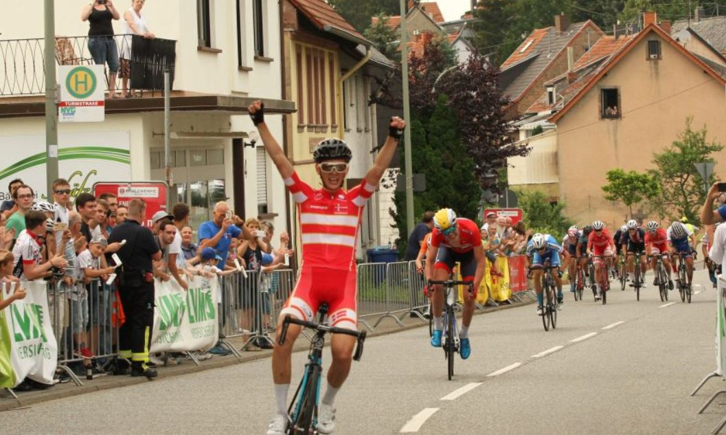 Il danese Frederik Wandahl vince la prima tappa del Saarland Trofeo 2018